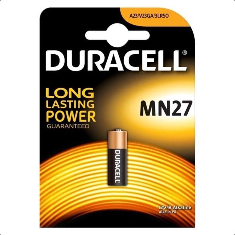 Bateria Duracell MN27 12V...