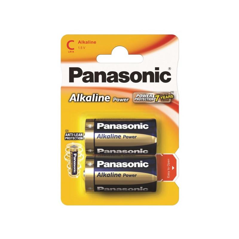 Bateria Panasonic LR14 bl/2...