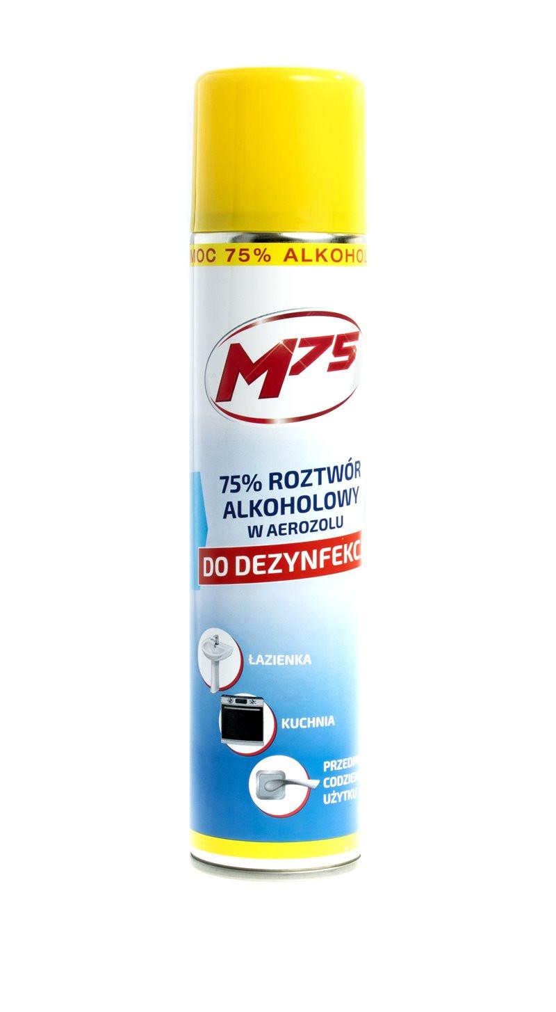 Roztwór alkoholowy 75%  M75...