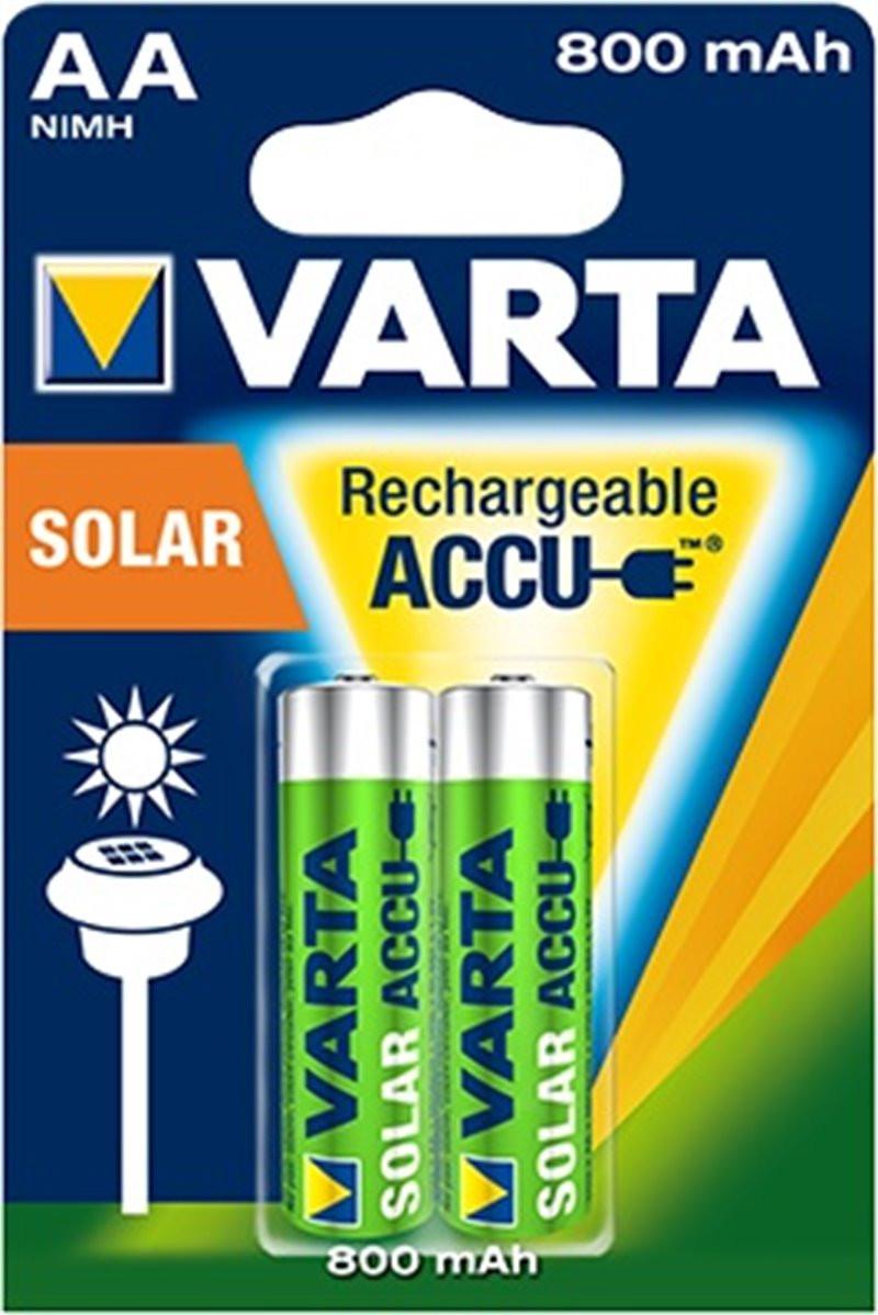 Akumulator Varta R6 solar...