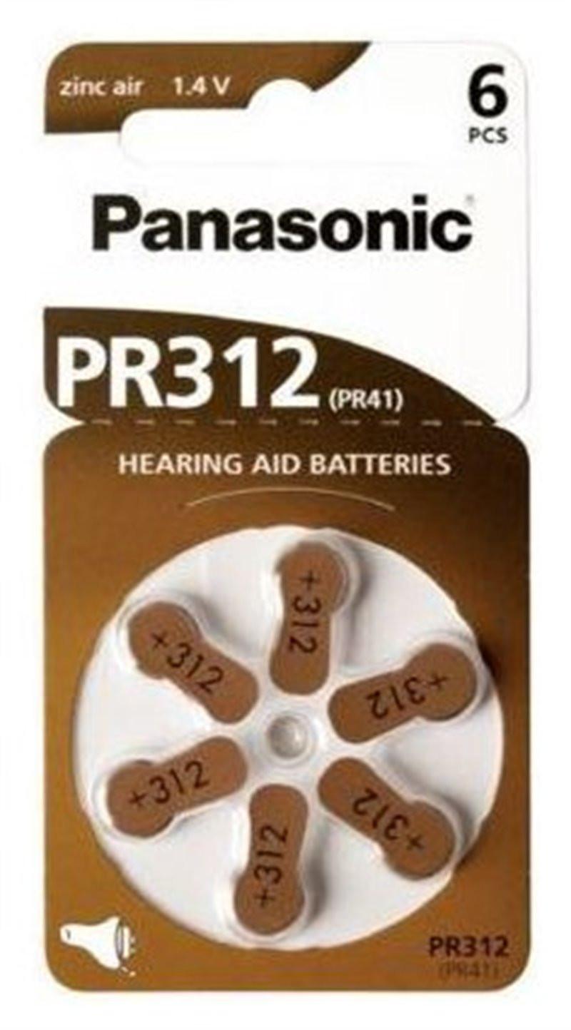 Bateria Panasonic słuchowa...