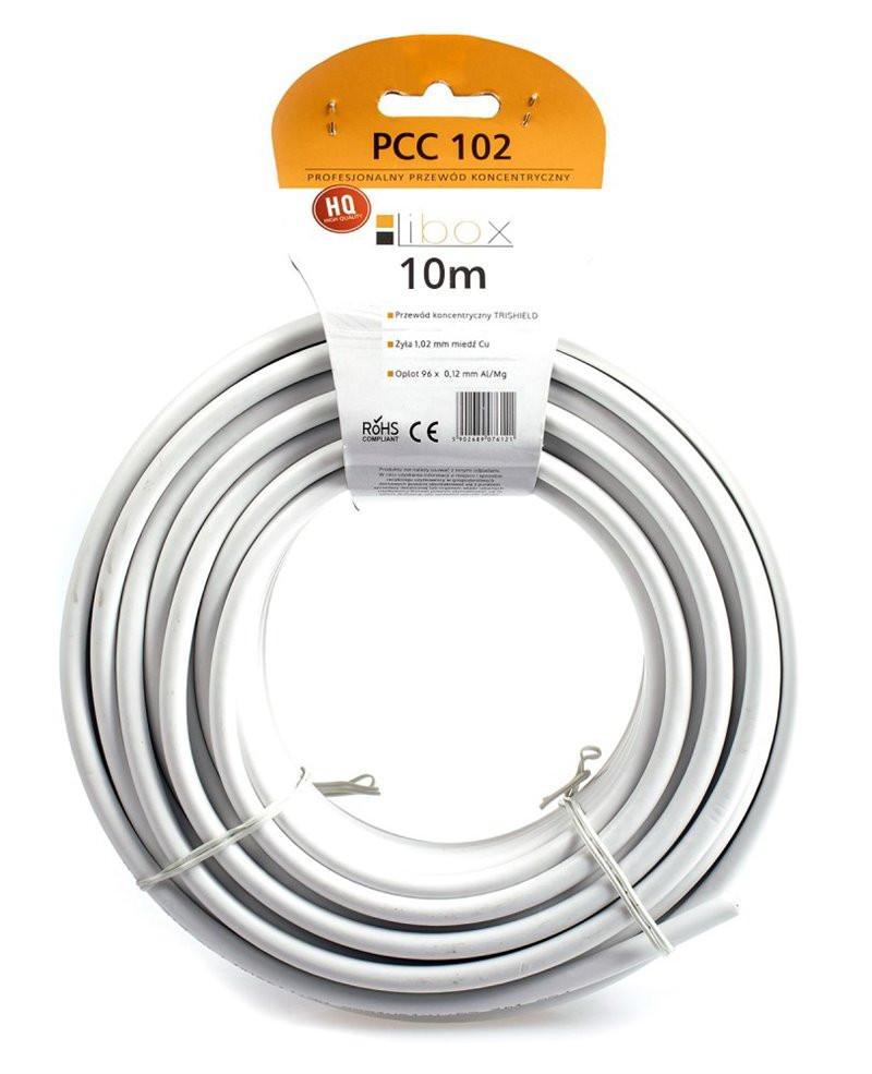 Kabel SAT Trishield HD/10m...