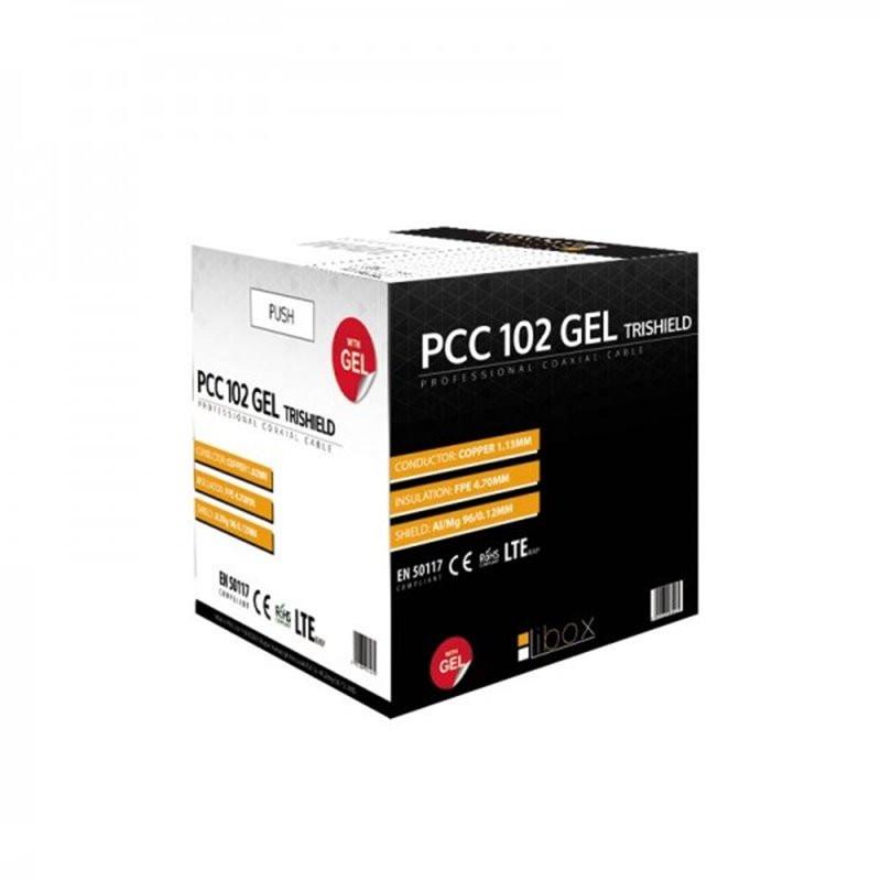 Kabel coaxialny PCC102 żel...