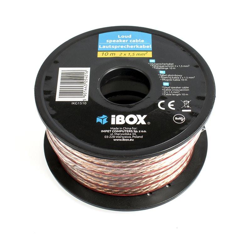Kabel głośnikowy 2x1,50 10m...