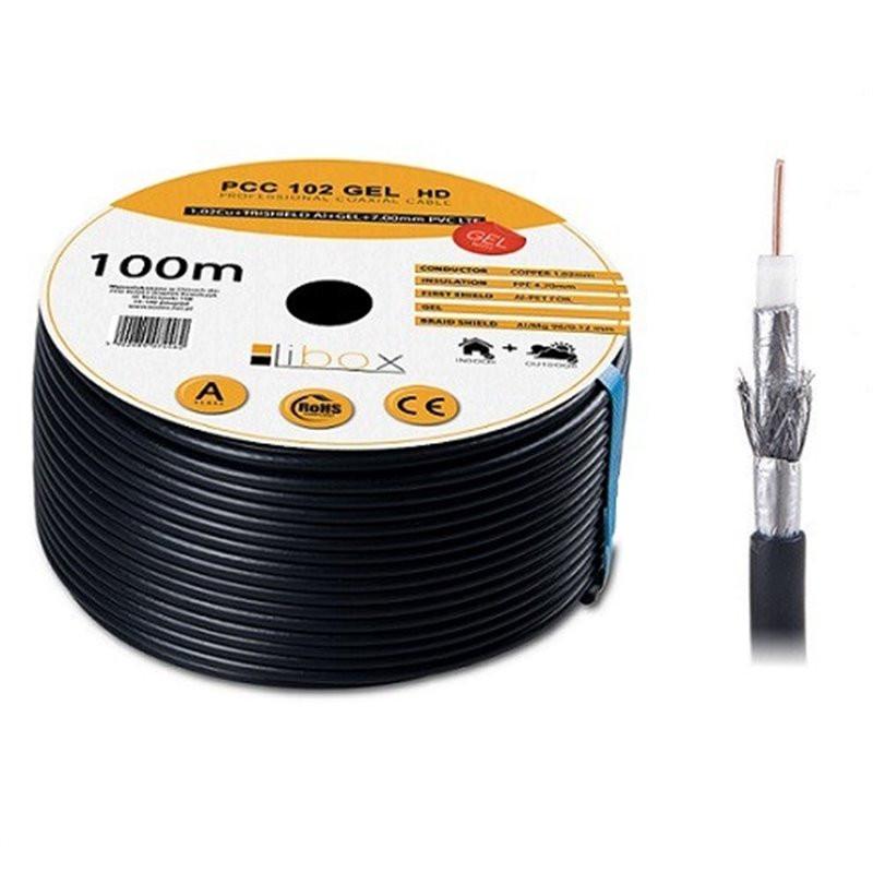 Kabel coaxialny PCC102...