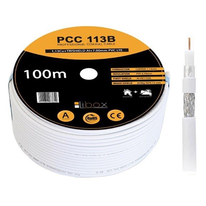 Kabel SAT Coaxial PCC113B...