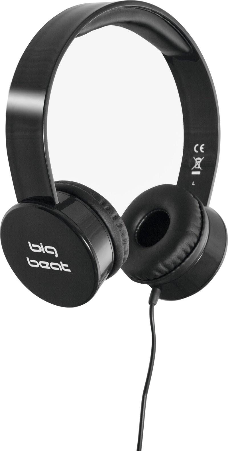 Słuchawki stereo BigBeat CE...