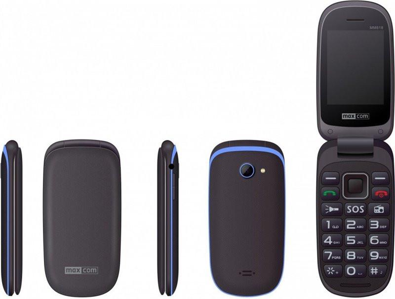 Telefon z klapką Maxcom...