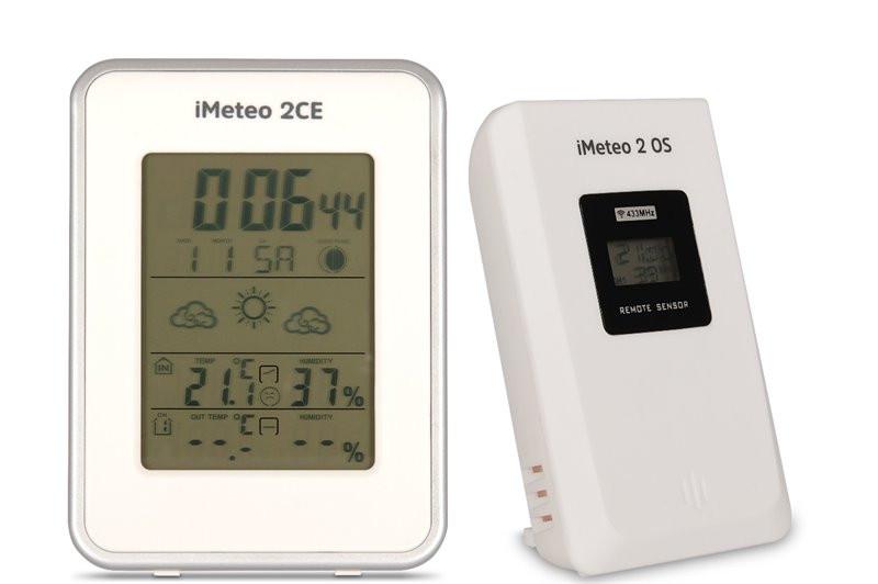 Stacja meteorologiczna ze...