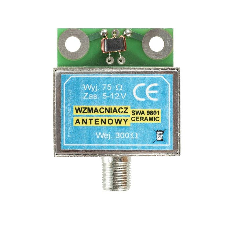 Wzm. ant. TV AC-9801...