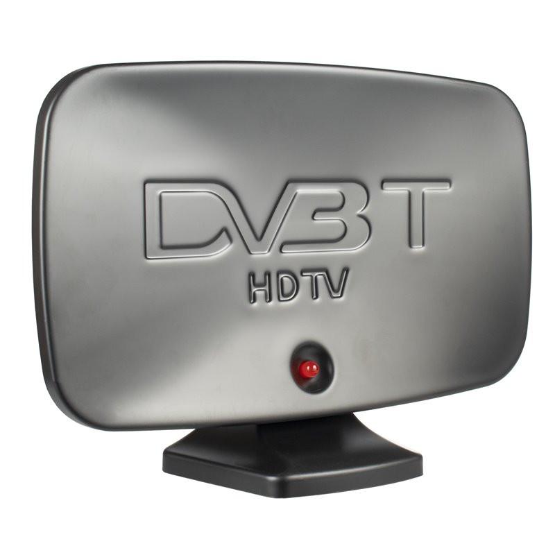 Antena DVB-T 2w1 zew. i...
