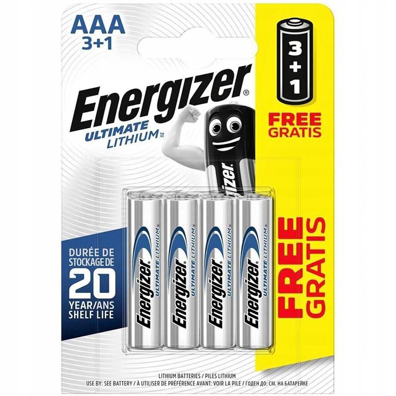 Bateria Energizer L92/R03/4...