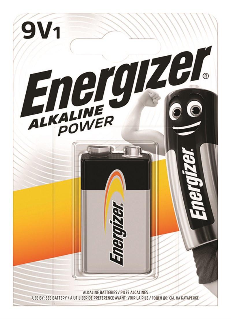 Bateria Energizer 6LR61...