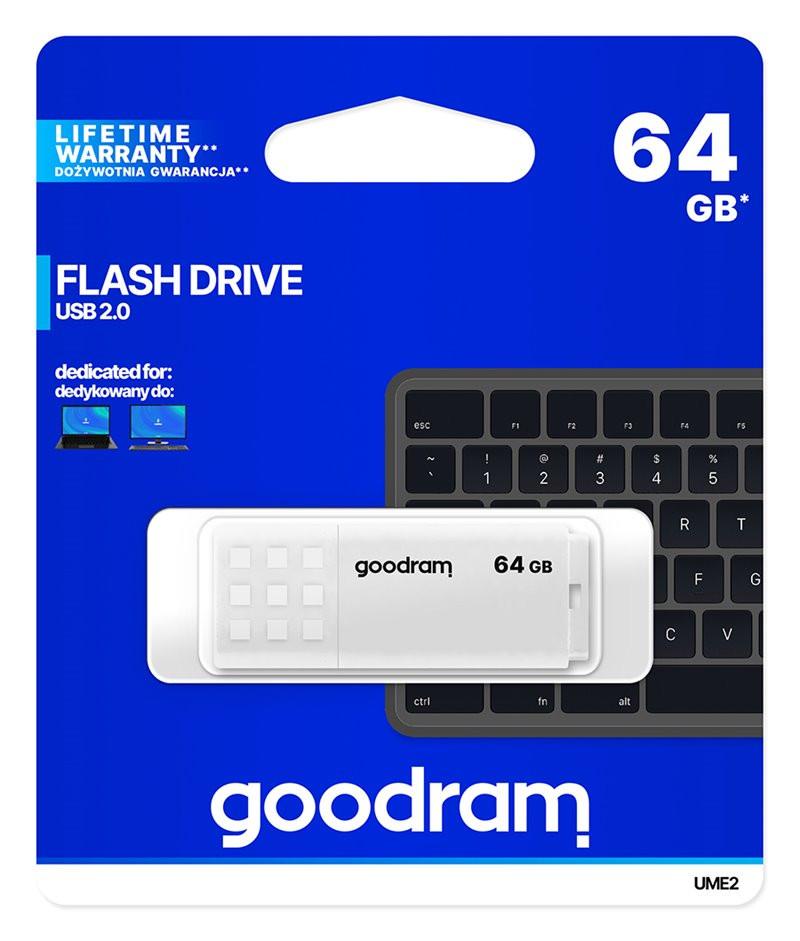 Pamięć USB 2.0 64GB UME2...