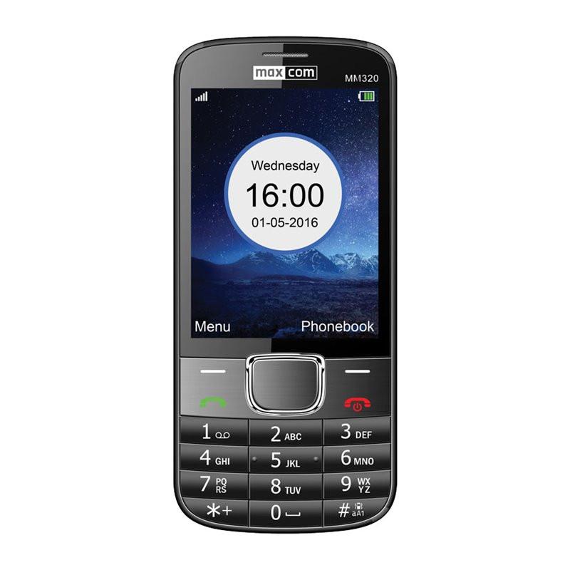 Tel. GSM Maxcom MM320 czarny