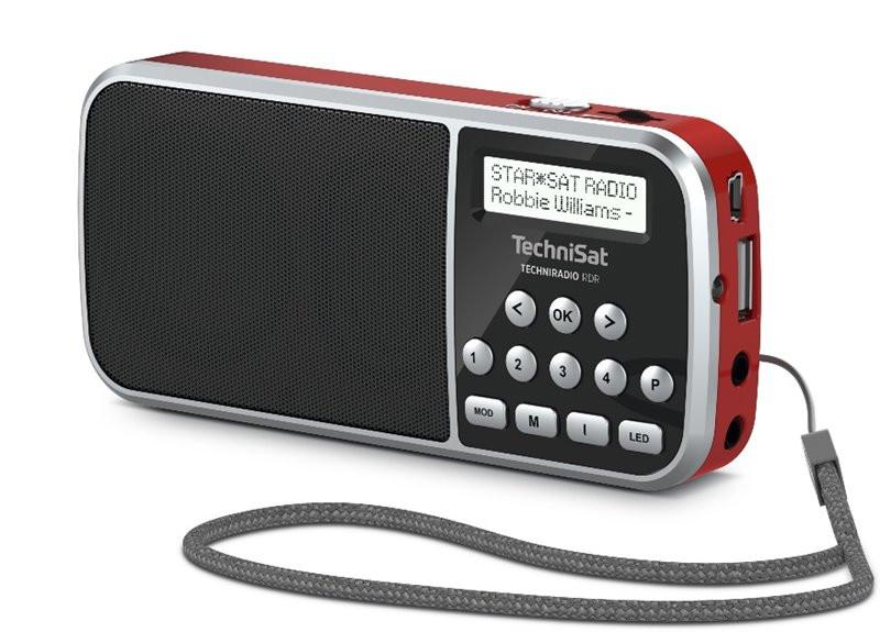 Radio kieszonkowe TechniSat...