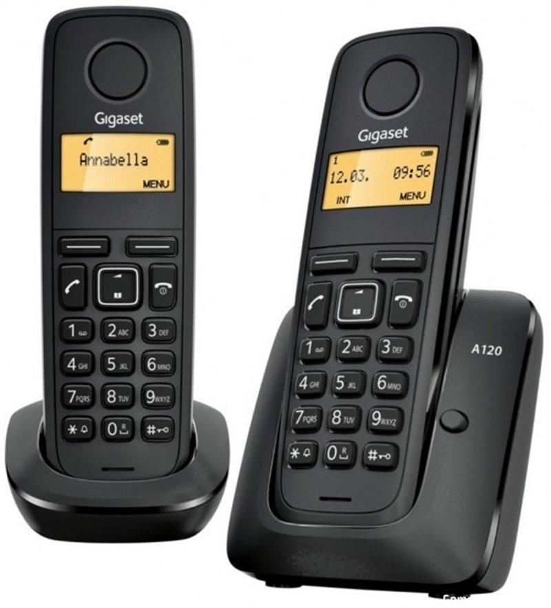 Tel. bezp. A120 duo Siemens