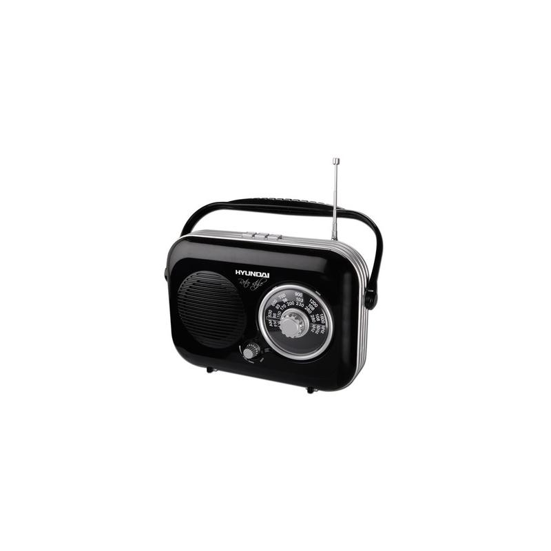Przenośne radio Hyundai...