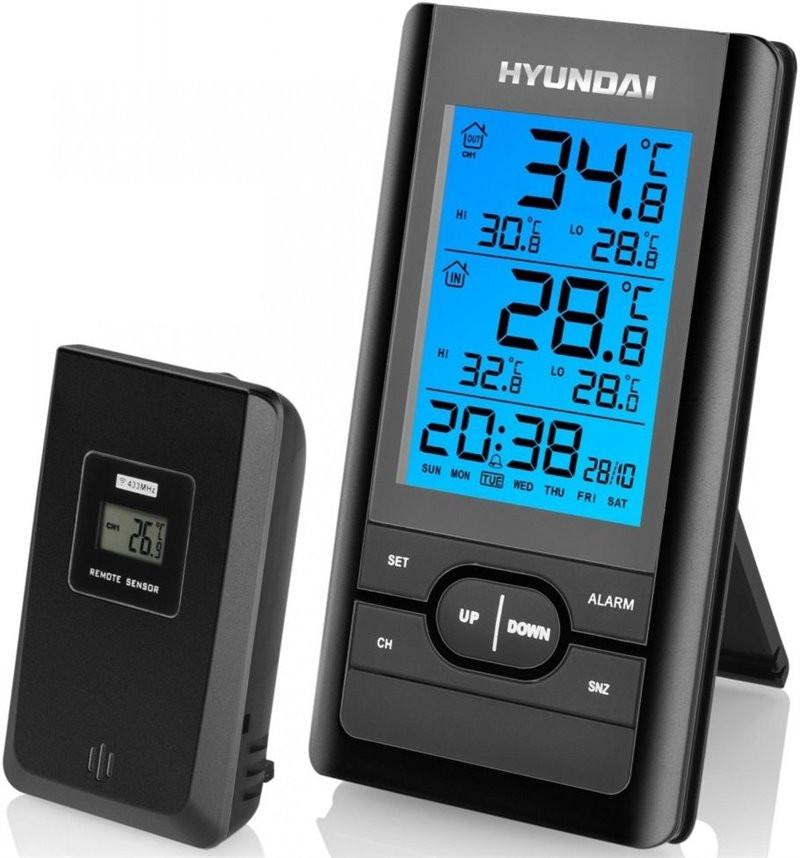 Stacja pogody Hyundai...