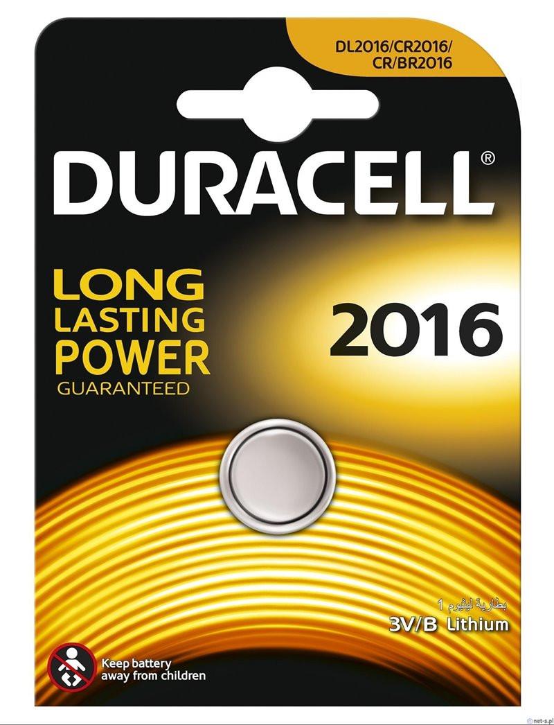 Bateria Duracell litowa...