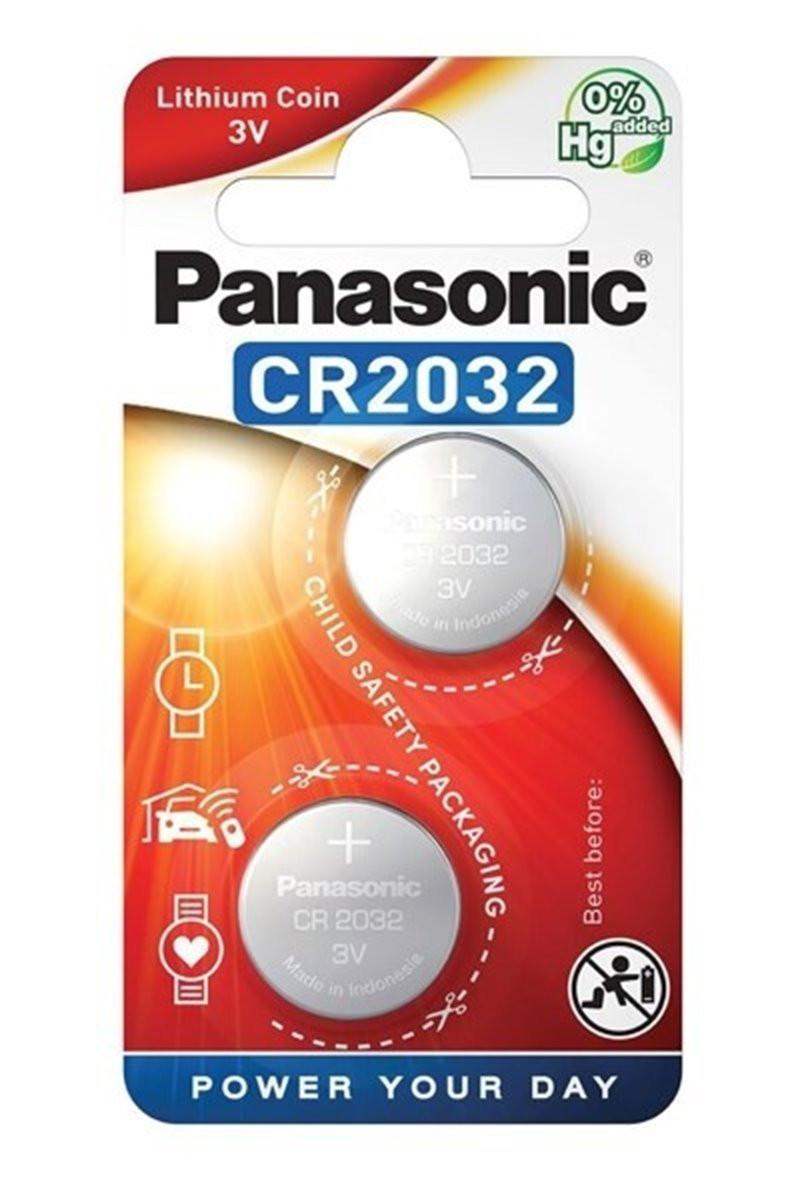 Bateria Panasonic CR2032/2szt