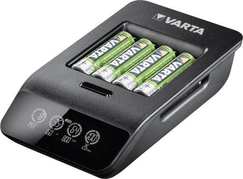 Ładowarka VARTA LCD Smart...