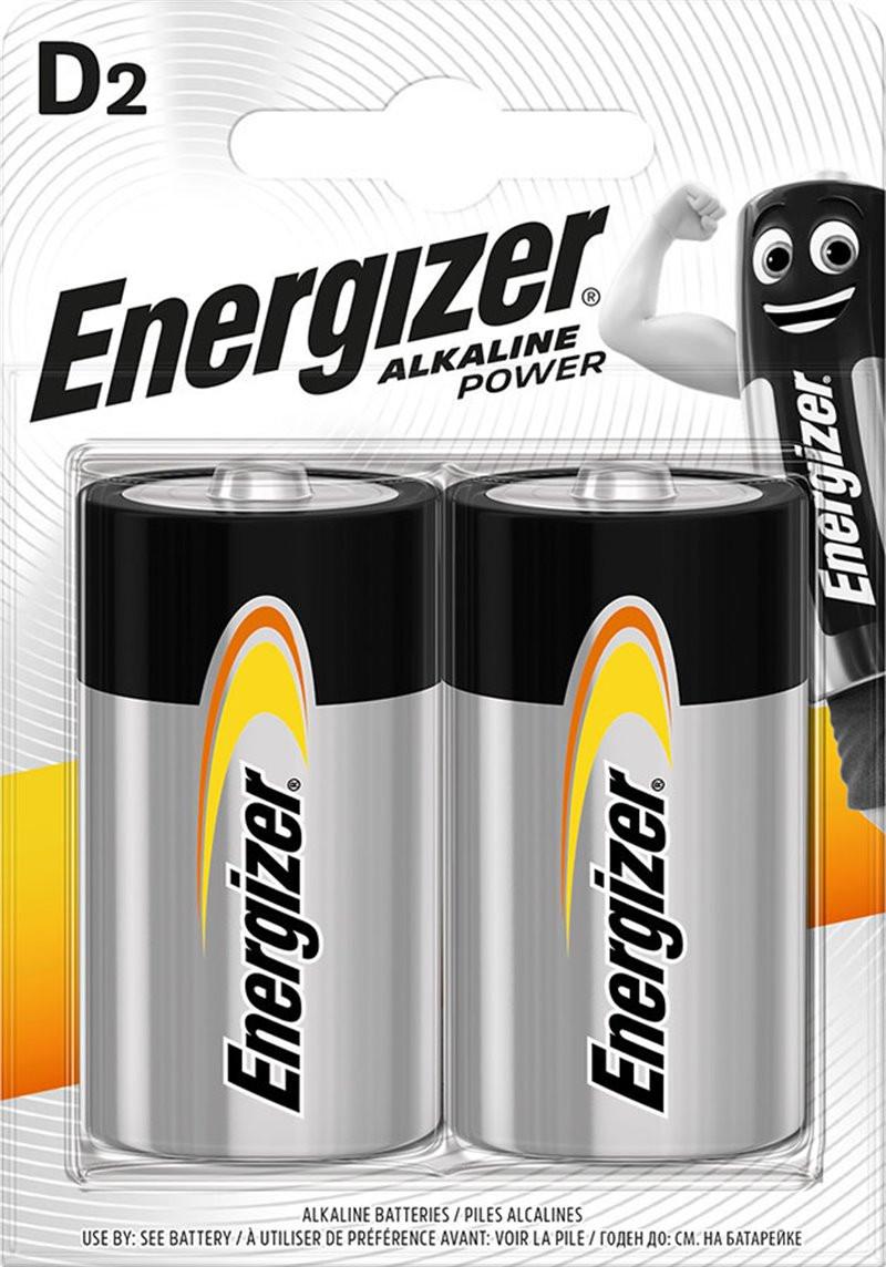 Bateria Energizer LR20/2 bl.
